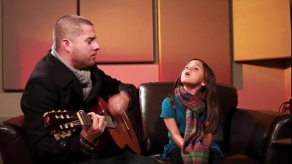 5 годишно момиче с удивителен талант