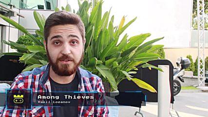 Български гейм награди - Номинации: Among Thieves