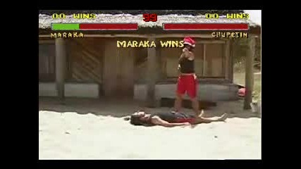 Mortal Kombat Real Battle