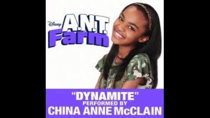 China dynamite