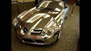 Хромиран Mercedes Mclaren Slr В Дубай [ High Quality ]