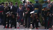 Russia: Putin pays tribute to WWII victims at Tomb of The Unknown Soldier