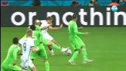 Германия победи с 2:1 Алжир