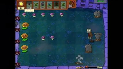 Plants vs Zombies Gameplay 5