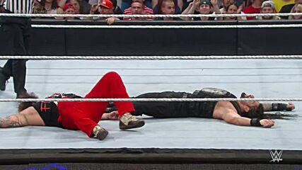 Roman Reigns vs. Bray Wyatt: WWE Battleground 2015 (Full Match)