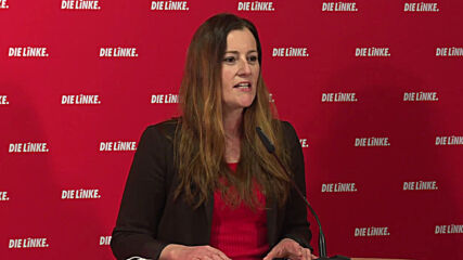 Germany: Die Linke leaders call for free masks, free COVID tests and increased access to vaccines
