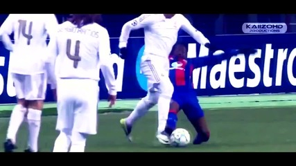 Cristiano Ronaldo - _too Fast Too Strong_ - Goals & Skills - 2011_2012 Hd