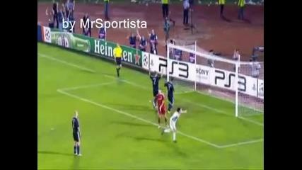Partizan - Anderleht 2 - 2 Всички Голове