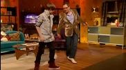 Превод! [funny] Justin Bieber Alan Carr Interview 2010