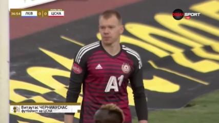 Спасяването на Витаутас Черниаускас срещу Левски