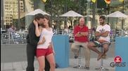 Инструктор по секси танци предизвиква ревност в партньорите ..