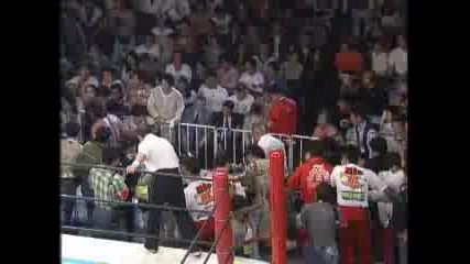 Njpw - 1996 - 04 - 29 - Great Muta Vs. Hakushi