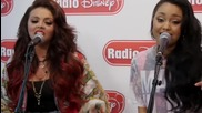 Little Mix Wings live