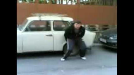 Пич Вдига Автомобил 3
