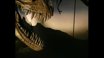 National Geographic- Динозаврите Смъртоносна битка