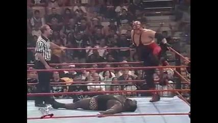 Wwf 1998 - Vader vs Mark Henry
