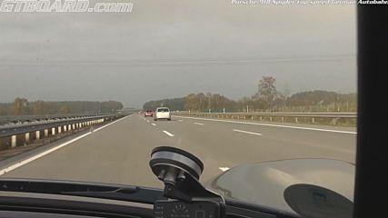 Да ти треперят ръцете по магистралата! 350km/h