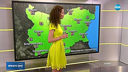 Прогноза за времето (25.03.2019 - сутрешна)