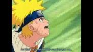 Naruto Vs Gaara