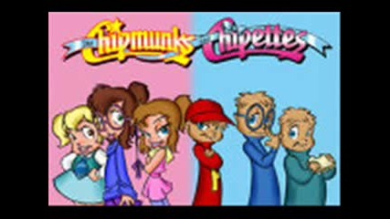 Chipmunk Fergalicious