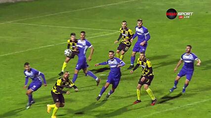 Преслав Боруков възстанови равенството в края на мача