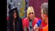 Velvet Revolver Интервю Rock Am Ring 2007
