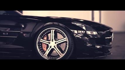 Eто така изглежда Mercedes Sls Amg Mec Design