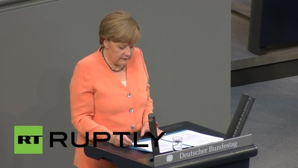 Германия: Меркел - Вратата ни винаги е отворена за преговори с Гърция