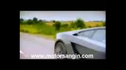 Lamborghini Gallardo Superleggera Vs Ducati 1098(low quality)by motorsangin.com