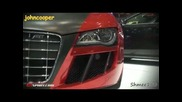Abt Audi R8 Gts V10 Spyder - Geneva 2011