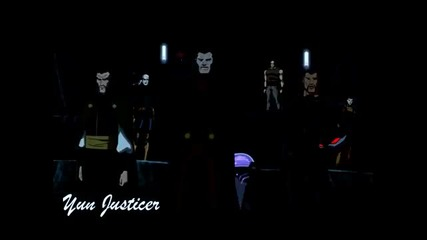 Young Justice Apocalypse Trailer (fanmade)