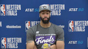 USA: Laker-faithfuls 'deserved this' - LeBron after advancing to NBA finals