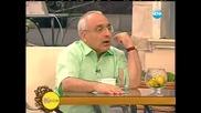 На кафе -проф.д-р Ашот Хачатрян -част 1 говори за паразитите