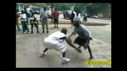 street basketball tricks