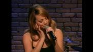 /превод/mariah Carey e Brian Mcknight - Whenever you call (live)