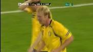 Greece 0 - 2 Sweden - Hansson
