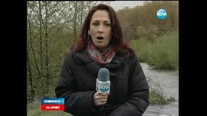 Наводнения откъснаха села след трети ден проливен дъжд - Новините на Нова