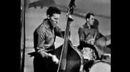 Hit 1956 Carl Perkins blue Suede Shoes