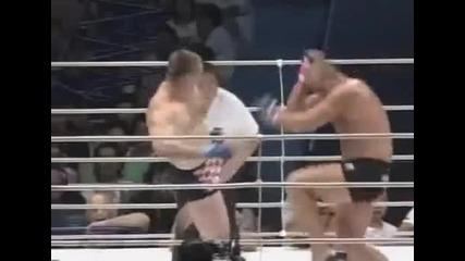 Fedor Emelianenko vs Mirko Cro Cop (1/3)