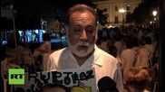 Puerto Rico: Protesters urge Pope to call for Oscar Lopez Rivera's release