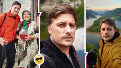Нищо по-красиво от България: Владо Карамазов преоткрива Родопите, откри чудни красоти
