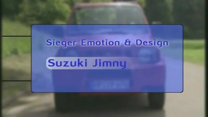 Lada Niva vs. Suzuki Jimny [ Offroad ]