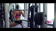 Мотивираща тренировка от Сексапилния модел Veronika Wisiorková