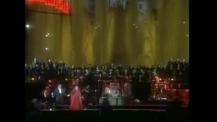 Превод! Freddie Mercury and Montserrat Caballe - How Can I Go On (live)