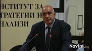 Бойко Борисов: Който пие ракия, яде сланина, пуши и е бабаит, да си плаща!