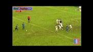 Nikolay Nikolov Goal Montana - Slavia Sofia 2 - 0 (2 - 0 11/09/2009)