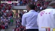 Байерн разби Хамбургер с 4 - 0