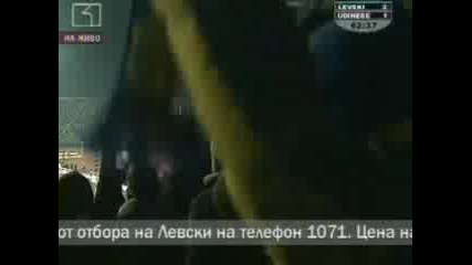 Levski Udinese 2 - 1