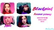 Blackpink- Forever Young Han/rom/ B G Color Coded Lyrics