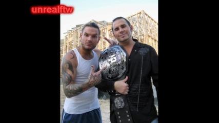 Jeff Hardy извън Wwe